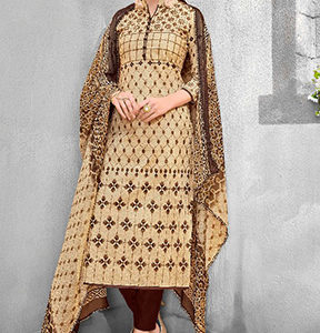 Alok Suit Ashima Pure Cambric Cotton Digital Print Suit 204-008