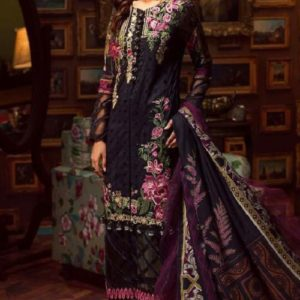 Buy-Shraddha-Designer-Noor-2-Pure-Lawn-With-Heavy-Embroidery-Salwar-Suit-2003
