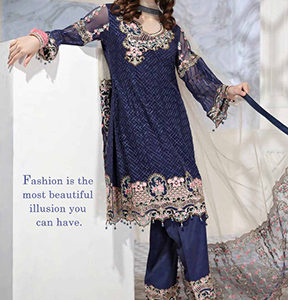 Buy Deepsy Suits Gulbano Vol 2 Georgette With Heavy Embroidery Salwar Kameez 100-904