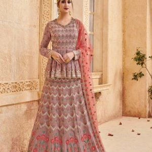 Buy Shree Fabs Shenai Bridal Collection Vol 9 Georgette with work Suits 6045