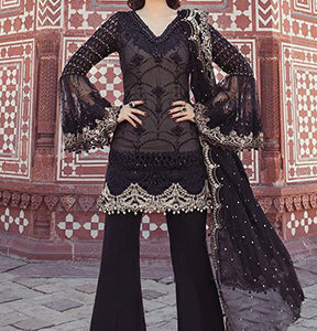 Buy Shree Fabs Mbroidered Maria B Vol 4 Salwar Suits 1136