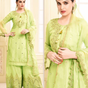 Buy Your Choice Adaa Jam Silk Cotton Semi Stitched Suits 2954