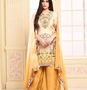 Rajori-2 By Your Choice Beautiful Stylish Pure Cotton Embroidered Designer Suits 2935